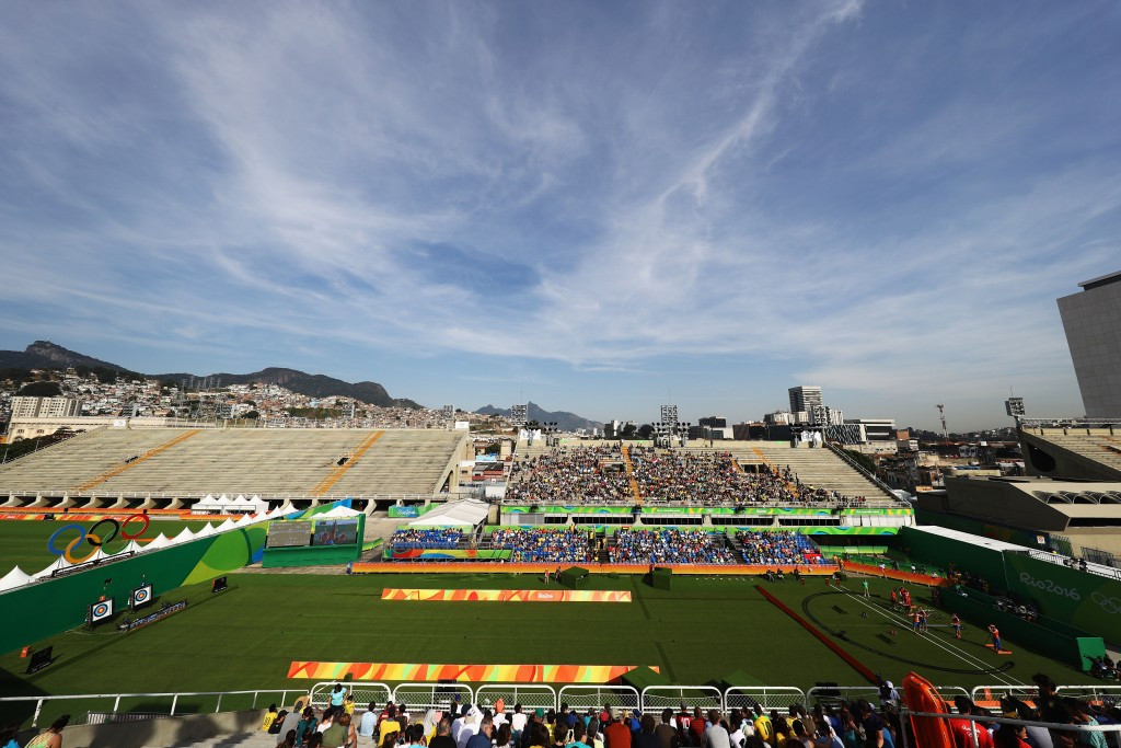 Archery events at the Rio 2016 Paralympics are due to be held at the Sambódromo ©Getty Images