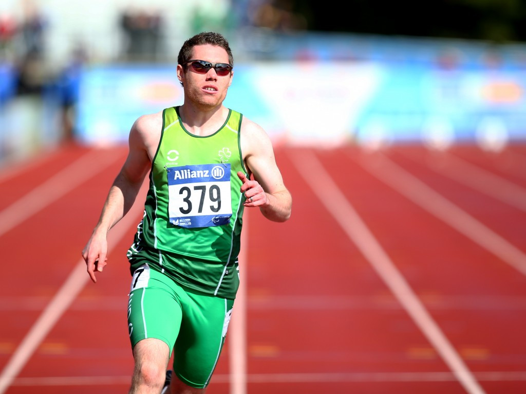 Smyth has world record in his sights at Rio 2016 as prepares to bid for third straight Paralympic gold medal