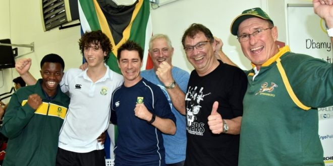 South Africa caused a major upset on the final day of qualifying in the World Squash Federation (WSF) Men's World Junior Team Squash Championship as they beat Malaysia ©WSF