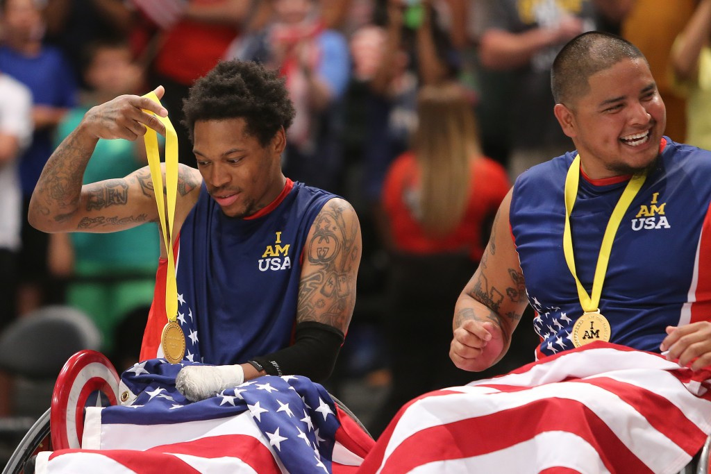 United States player deemed ineligible for wheelchair rugby