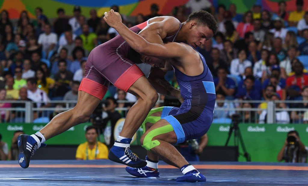 World champion Ismael Borrero Molina won his first Olympic Games gold medal ©Getty Images