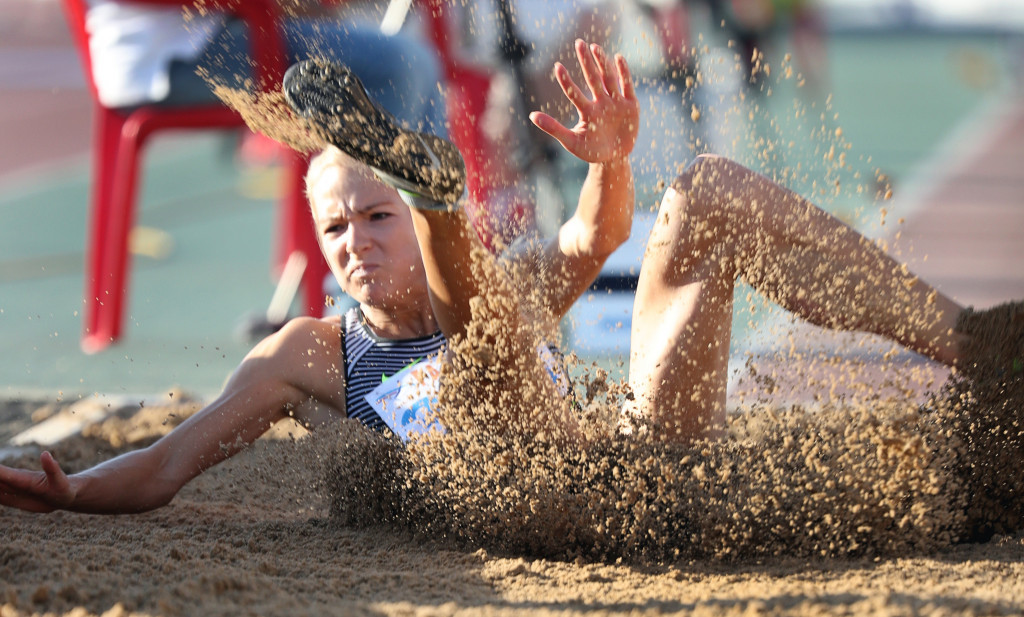 Long jumper Klishina eligible to compete for Russia at Rio 2016 after successful CAS appeal