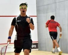 New Zealand upset eighth seeds Canada in the World Squash Federation Men's World Junior Team Championship to ensure a last eight finish ©WSF