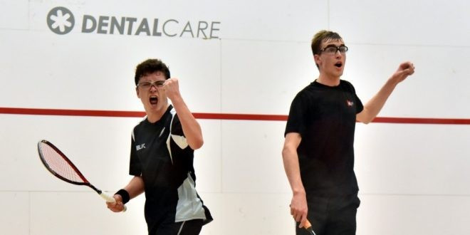 The ninth seeds, who finished in 18th place in the 2014 Championship in Namibia, are led by Jamie Oakley, the 18-year-old son of Kiwi squash legend Susan Devoy, the four-time world champion ©WSF