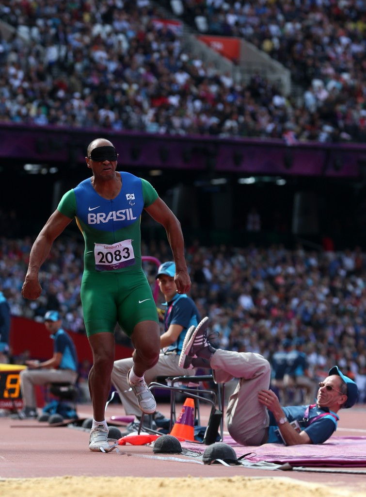 Brazilian thrower to miss home Paralympics after four-year ban for doping