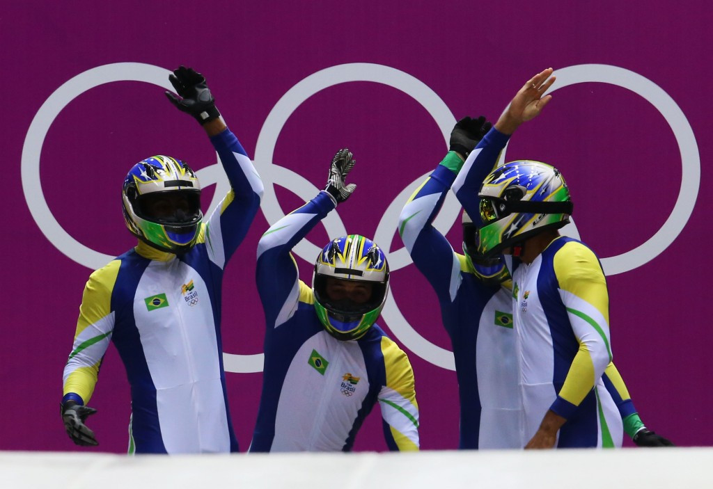 Brazil's bobsleigh team head to Britain for training camp
