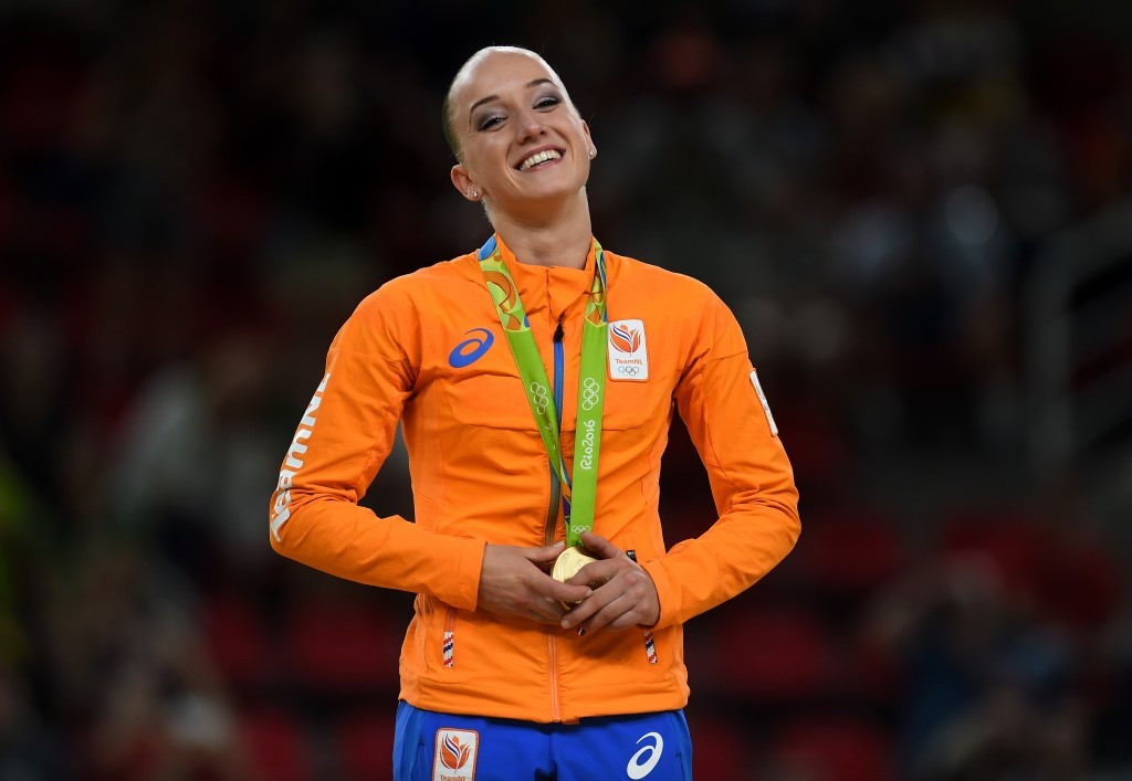 Wevers becomes first-ever Dutch female Olympic gymnastics champion as Biles falters on balance beam at Rio 2016