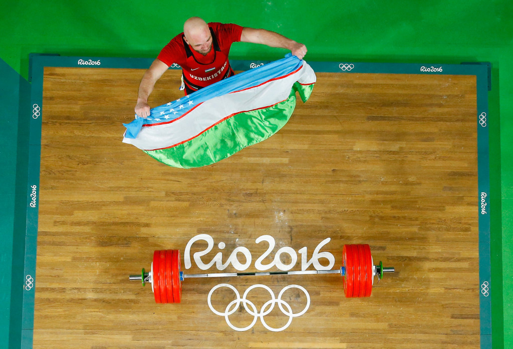 Nurudonov secures first Olympic weightlifting medal for Uzbekistan with dominant under 105kg victory
