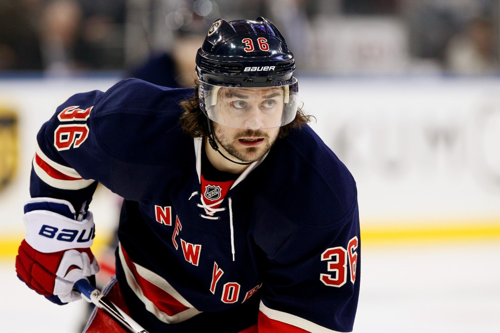 Ice hockey player Mats Zuccarello has also been named as an ambassador