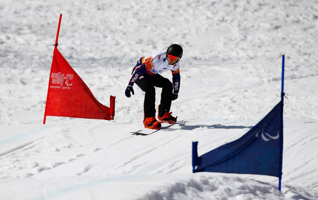 Big White has previously hosted four IPC Snowboard World Cup events and has been deeply involved in developing the sport within Canada ©Getty Images