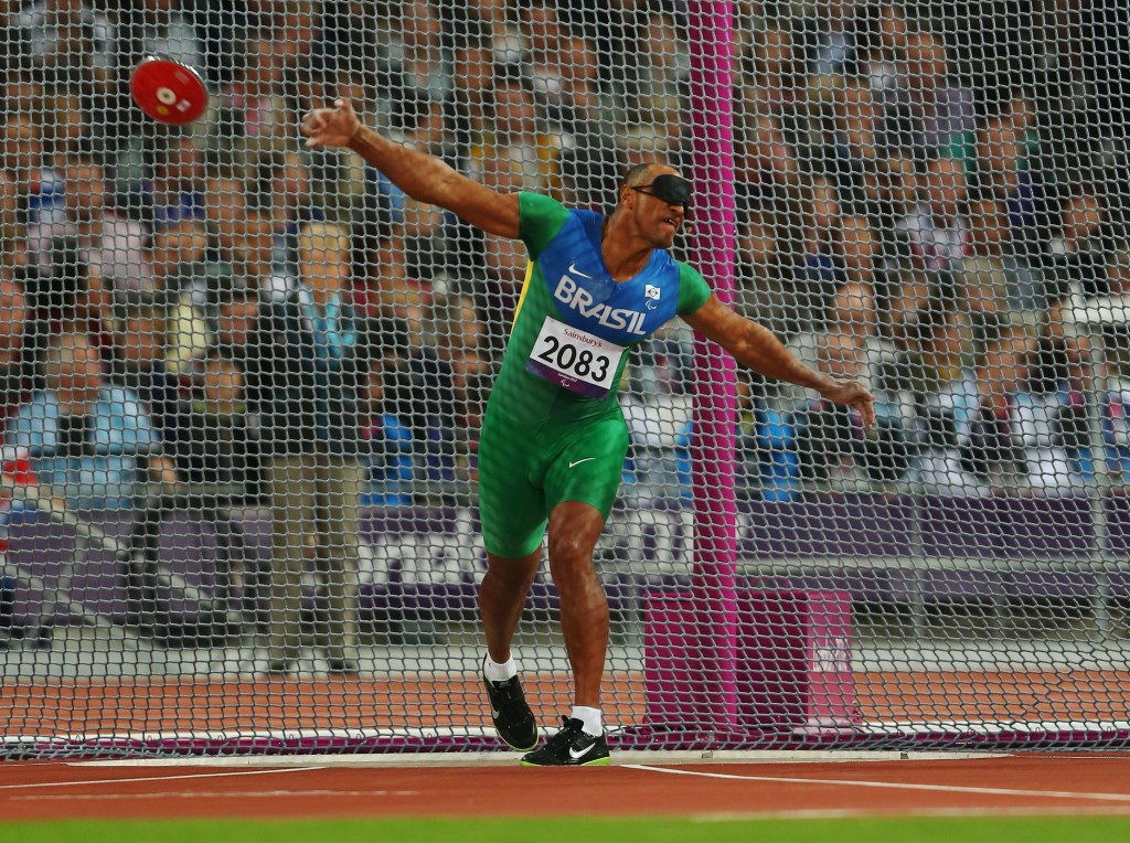 Brazilian thrower Luciano Dos Santos Pereira has also been suspended for four years for an anti-doping rule violation this week ©Getty Images