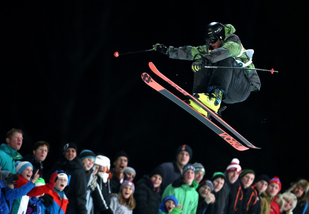 Meyer announces retirement from freestyle skiing
