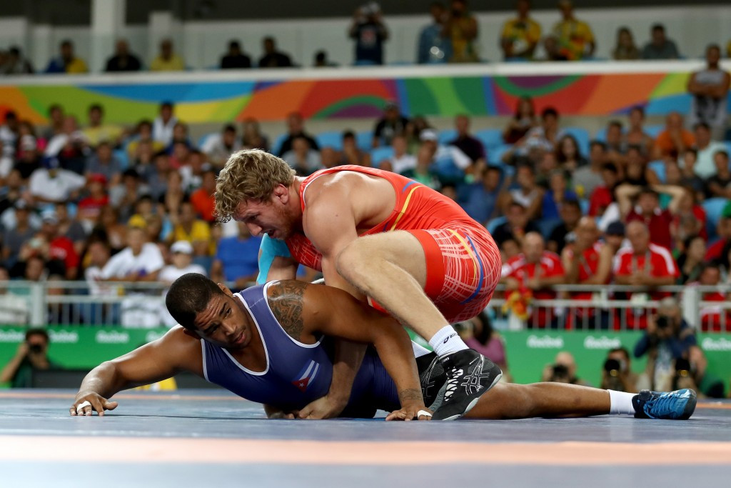 Wrestling delivers first Armenian and Serbian golds of Rio 2016