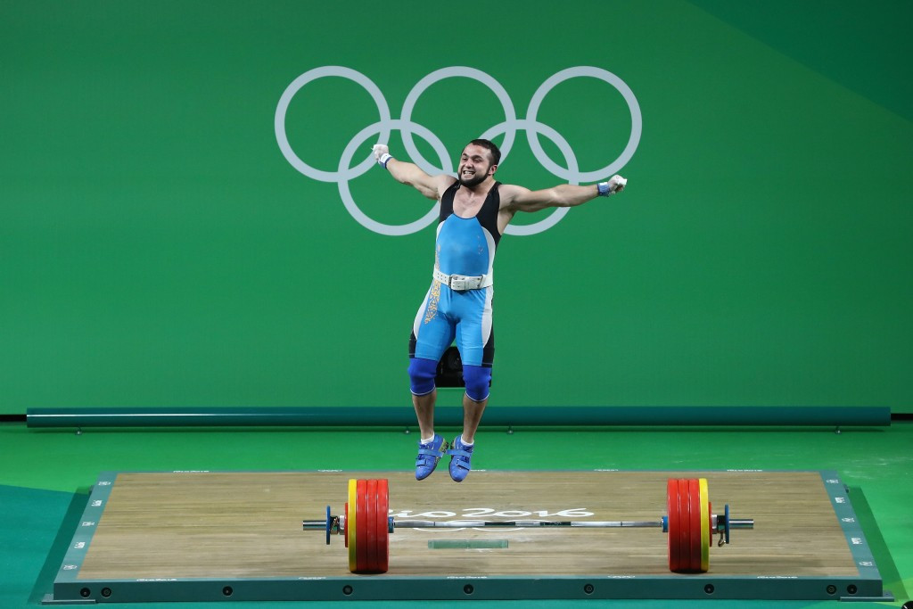 "Belarus, Kazakhstan and Russia ""guaranteed"" to be handed one-year weightlifting bans after Rio 2016"