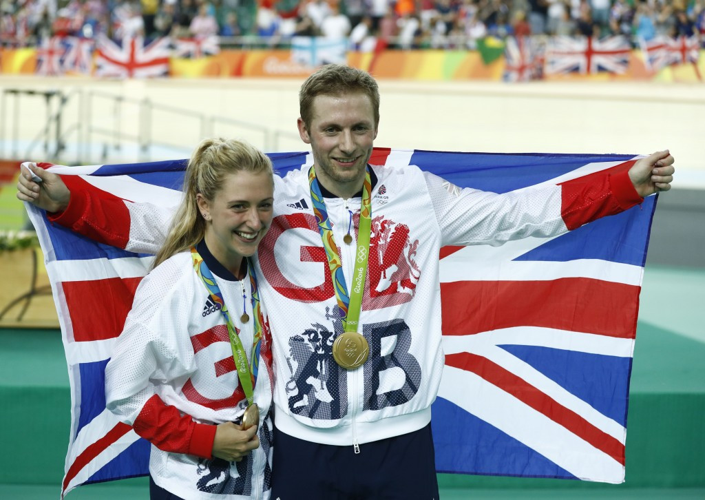 Golden couple Kenny and Trott achieve British landmarks as track cycling draws to dramatic conclusion