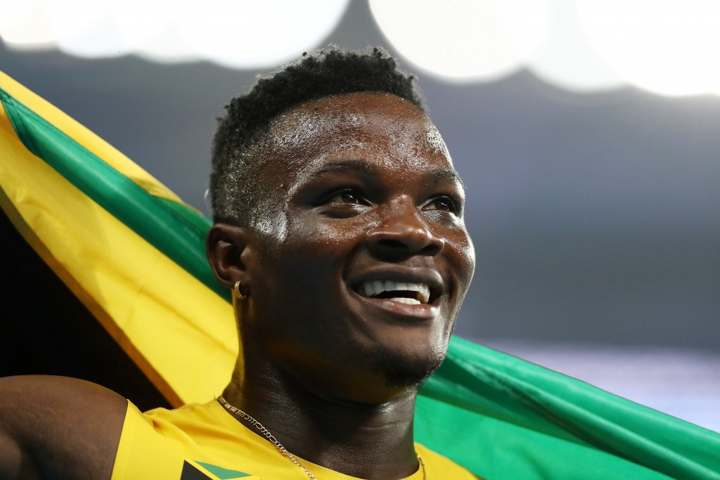 McLeod and Kipyegon come of age with golds as Drouin wins high jump and Lavillenie is booed again