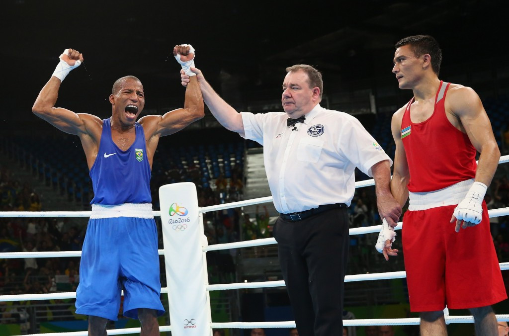 Brazilian gold and a golden couple crown sporting action at Rio 2016