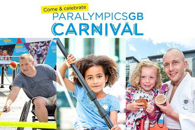 Stoke to host ParalympicsGB Carnival event prior to Rio 2016