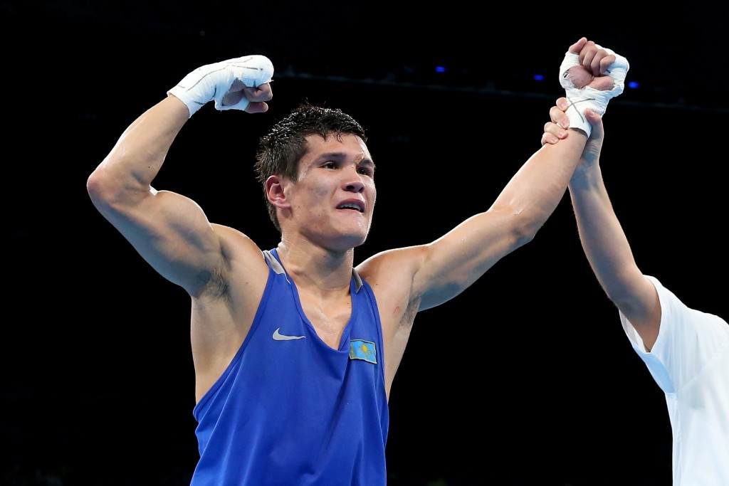 Kazakh welterweight tradition continued by Yeleussinov as he wins country's fourth consecutive Olympic gold medal in category