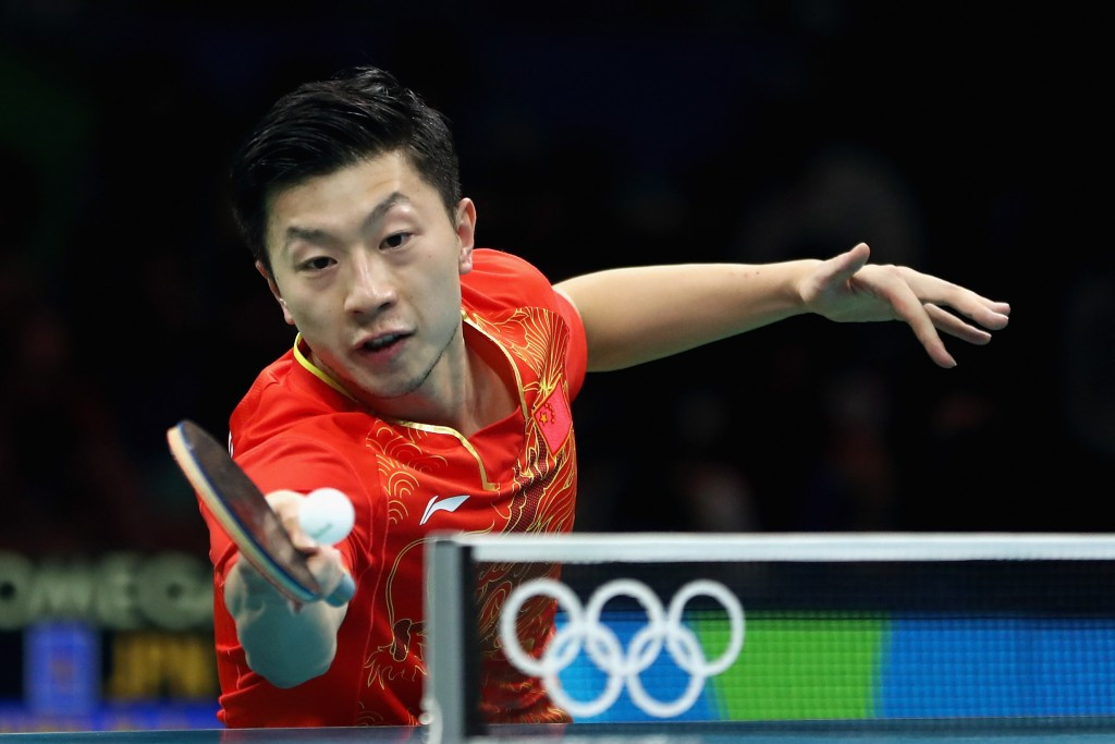 China survive Japanese challenge to complete table tennis clean sweep for third successive Olympics