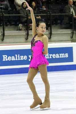 Yu Shuran will compete at the Four Continents for Singapore ©Wikipedia