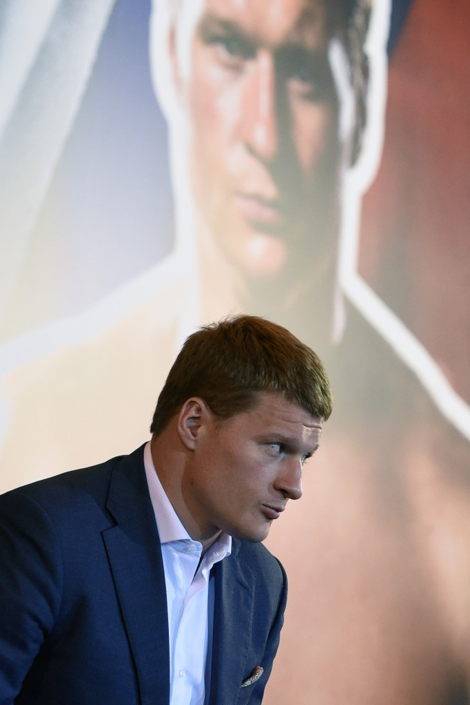 WBC decides not to ban Russian heavyweight Povetkin after meldonium positive