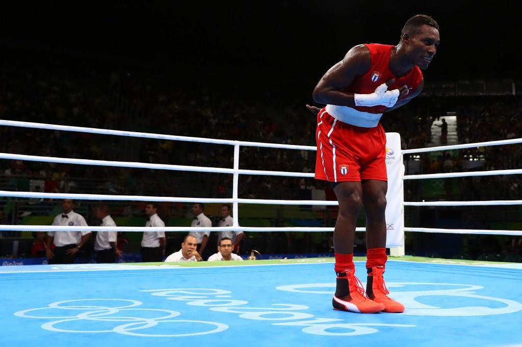 La Cruz wins Cuba's first Olympic light heavyweight boxing gold