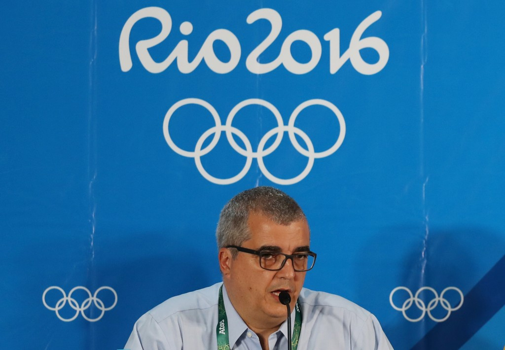 Rio 2016 communications director Mario Andrada has once again attempted to play down Paralympic concerns ©Getty Images