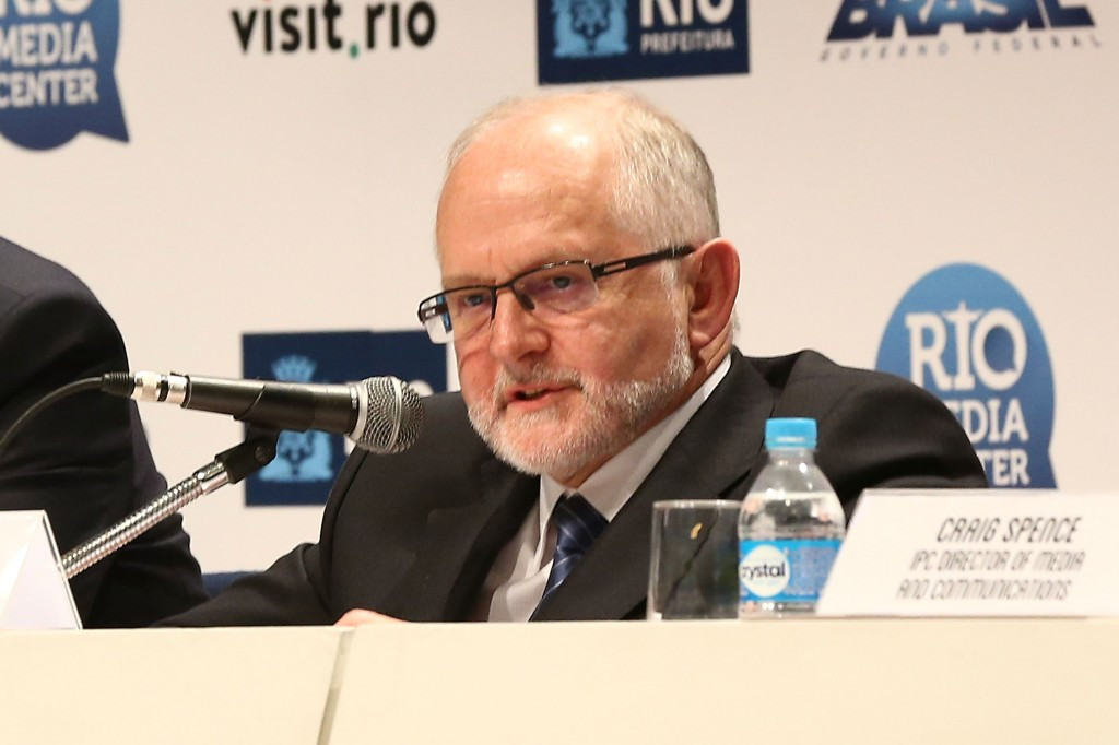 Sir Philip Craven has strongly criticised Russia for their medals over morals attitude ©Getty Images