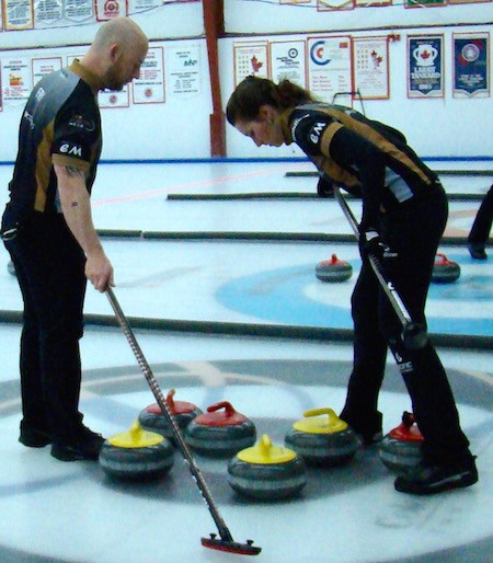 Saskatoon has been chosen to host the 2017 Canadian Mixed Doubles Championship ©Curling Canada