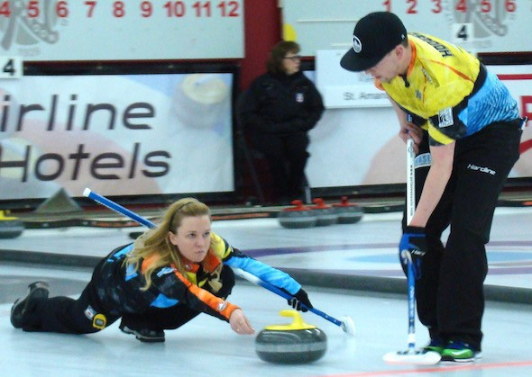The event in Saskatoon forms a key part in Canada's selection process for Pyeongchang 2018 ©Curling Canada