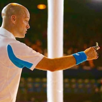 Gary Burgess has been appointed as officiating manager of England Netball ©Twitter