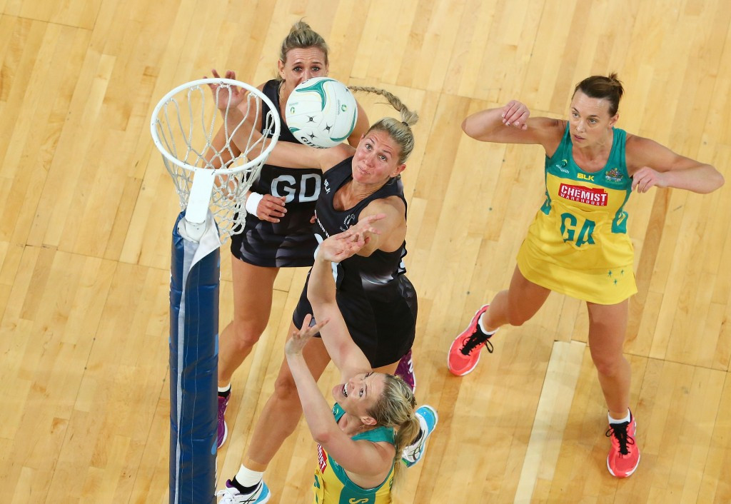 England Netball has announced tickets for the Netball Quad Series, which features New Zealand, Australia and South Africa, will go on sale in two weeks ©Getty Images