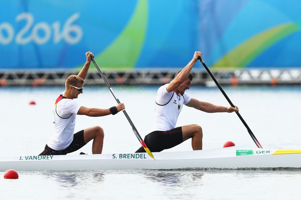 Sebastian Brendel secured his second gold medal of the Games to cap off an emotional week for Germany ©Getty Images