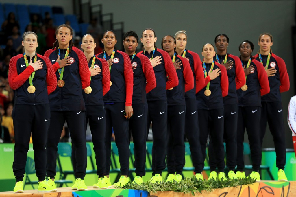 United States beat Spain to claim sixth successive women's Olympic basketball gold medal
