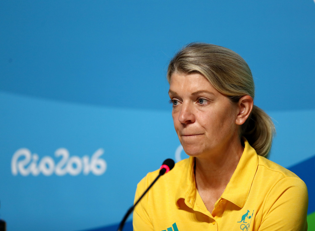 Australian Chef de Mission Kitty Chiller has defended the nine athletes fined more than $3,000 each by Brazilian police for sitting in the wrong seats at a basketball match and claimed it was not their fault ©Getty Images