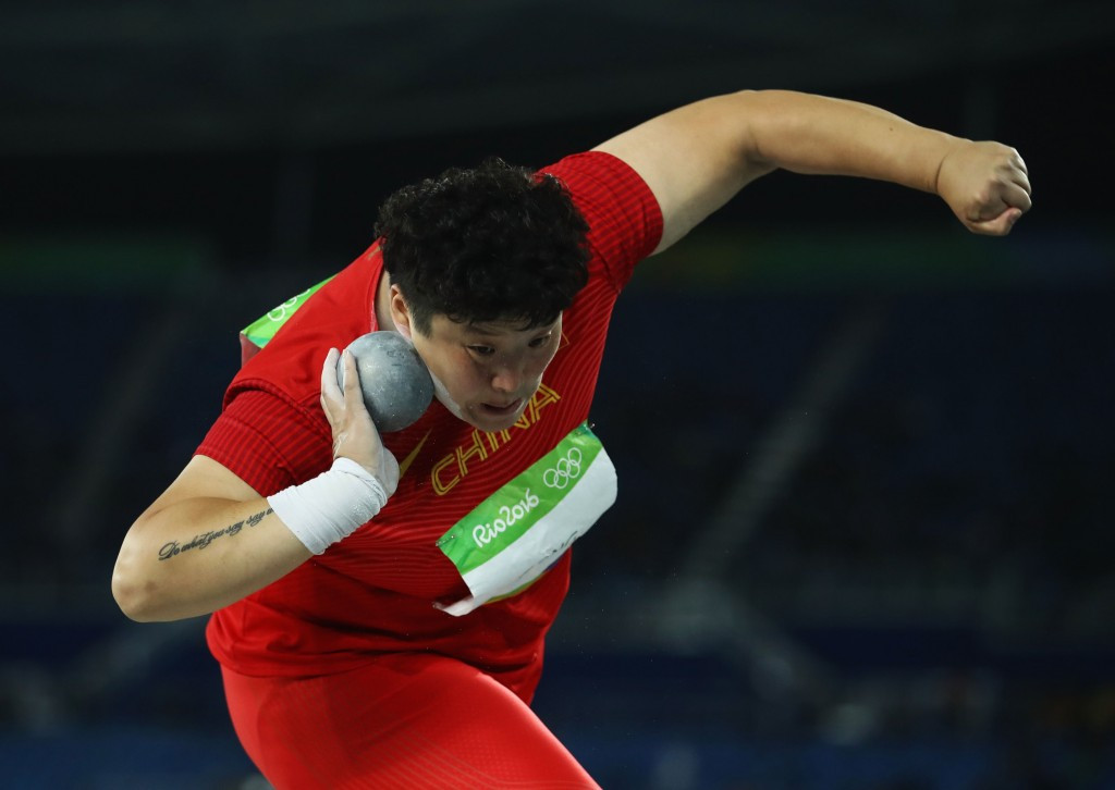 Chinese pair move up to London 2012 silver and bronze as Russia's Kolodko is disqualified