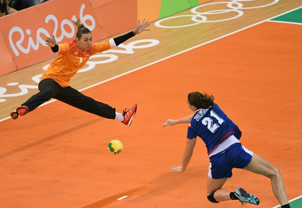 Russia earn maiden women's Olympic handball gold by beating France