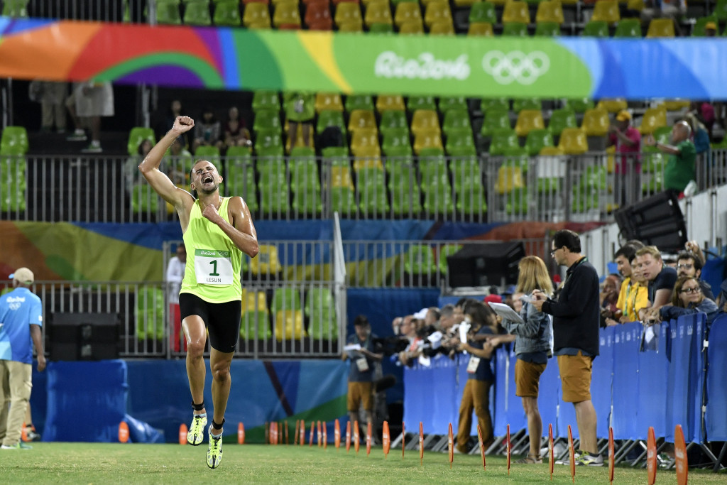 Redemption sweet for Lesun as Russia resume male dominance in modern pentathlon with Olympic victory