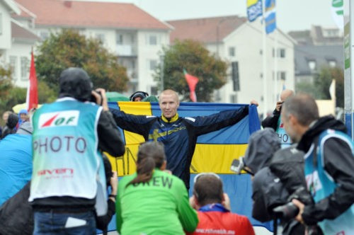 Swedish home favourite Lysell claims World Orienteering Championships win