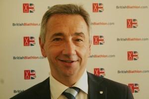 Oszmann steps down as chairman of British Biathlon Union