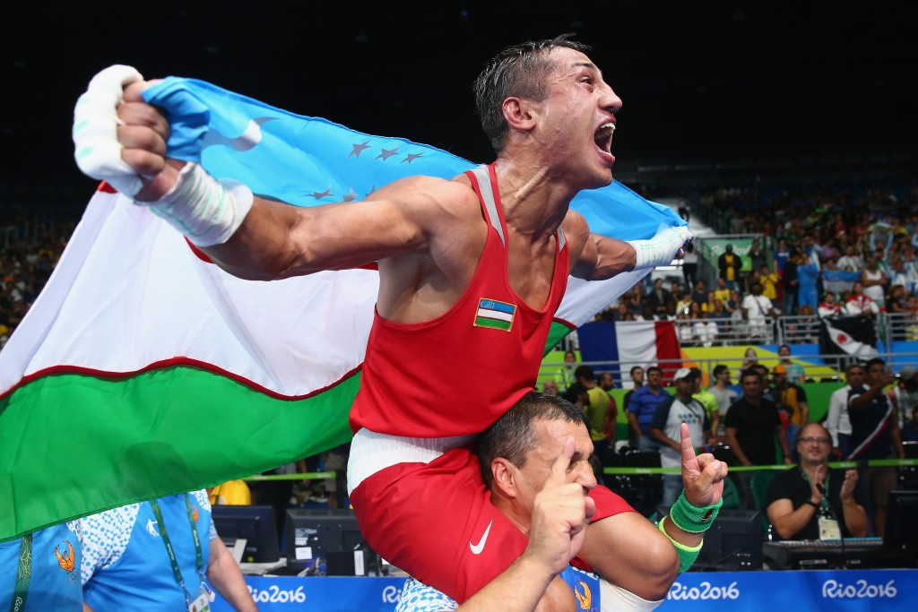 Uzbekistan win double gold on final day of Rio 2016 boxing action