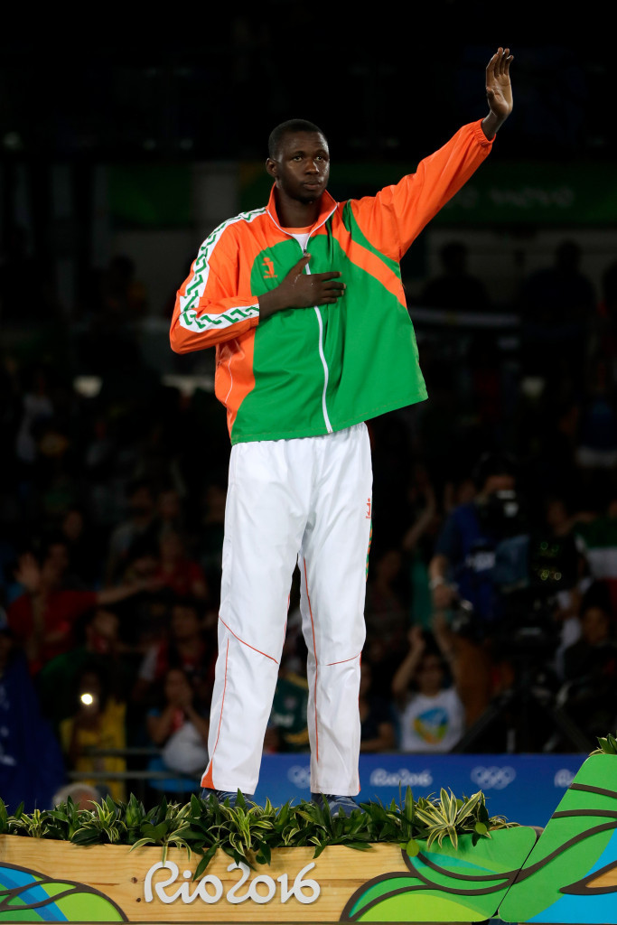 Niger's silver medallist dedicates taekwondo success to family after cousin's death