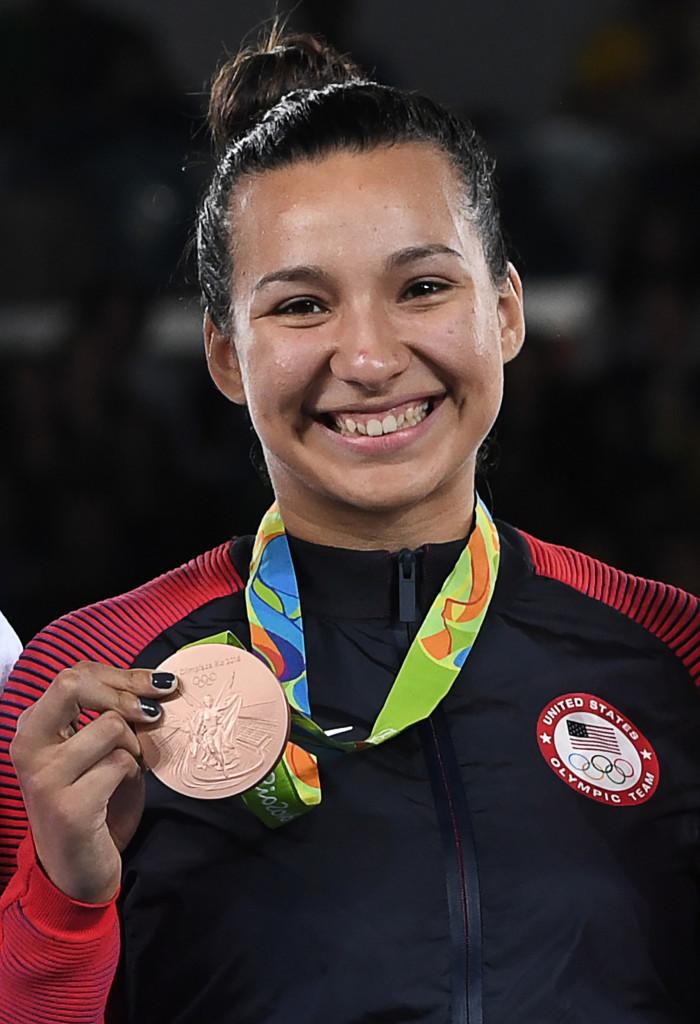 Milestone for USA Taekwondo as Galloway's medal keeps run alive