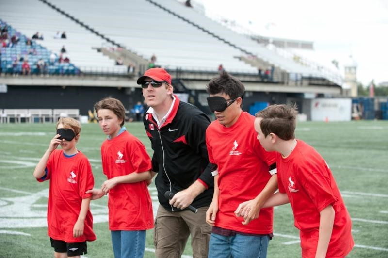 Canadian Paralympic Committee launch schools programme ahead of Rio 2016