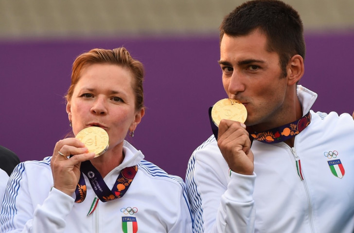 Italy secure first European Games gold with victory in archery mixed team event
