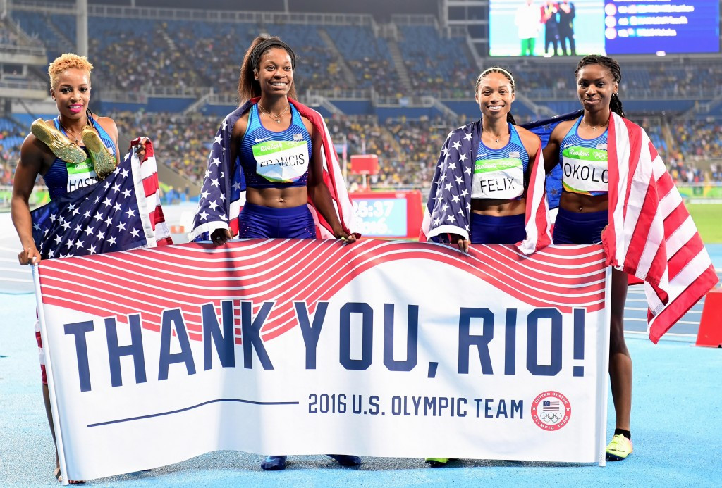 Los Angeles have pledged to incorporate the lessons they have learned from Rio 2016 into their Games concept ©Los Angeles 2024