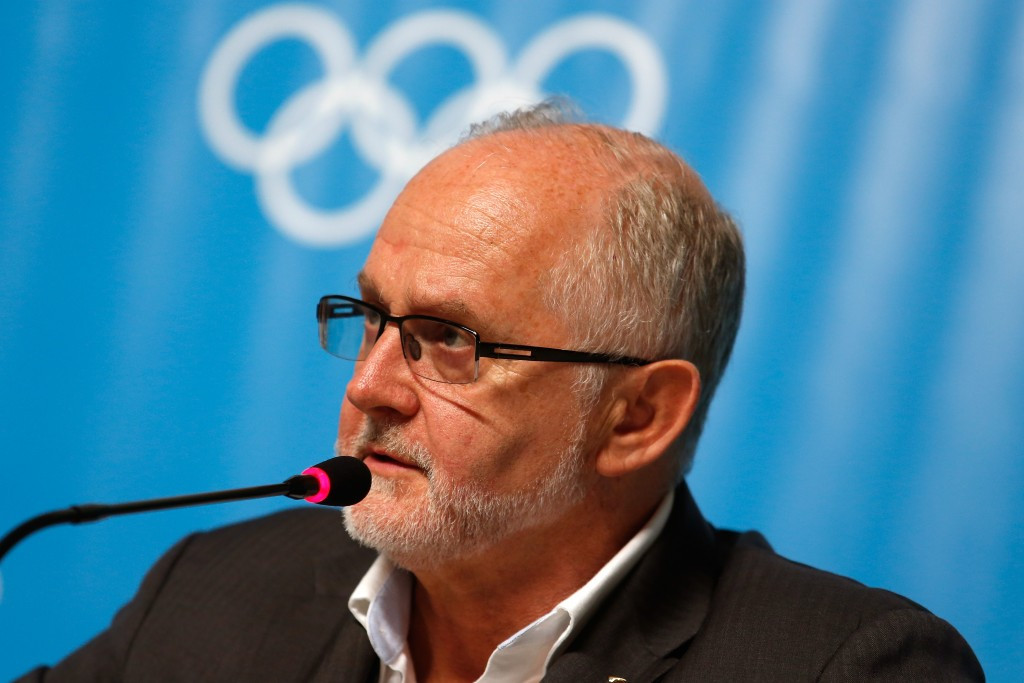 Sir Philip Craven stated he was