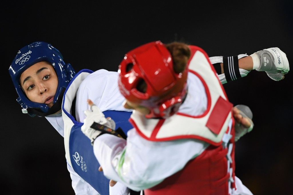 Kimia Alizadeh Zenoorin has now targeted winning Iran's first World Taekwondo Championships gold ©Getty Images