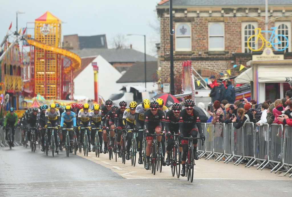 British Cycling vow to host biggest UCI Road World Championships after Yorkshire bid submitted for 2019
